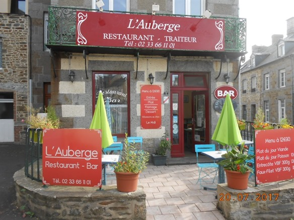 Auberge - Couterne